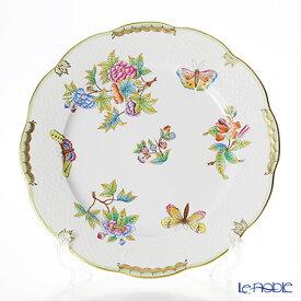 【ポイント10倍】ヘレンド(HEREND) ヴィクトリア・ブーケ 00527-0-00 プレート 27cm ヴィクトリアブーケ VBO 皿 お皿 食器 ブランド 結婚祝い 内祝い