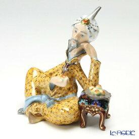 【ポイント10倍】ヘレンド(HEREND)人形 15416-0-00 ペルシアン 王様 置物 オブジェ フィギュリン インテリア