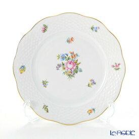 【クーポン】ヘレンド(HEREND) サックスブーケ BS-10 00517-0-00 プレート 19cm 皿 お皿 食器 ブランド 結婚祝い 内祝い