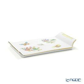 【ポイント10倍】ヘレンド(HEREND) ヴィクトリア・ブーケ 02459-0-00 トレイ 20cm ヴィクトリアブーケ VBO プレート 皿 お皿 食器 ブランド 結婚祝い 内祝い