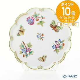 【ポイント10倍】ヘレンド(HEREND) ヴィクトリア・ブーケ 07616-0-00 トレイ ヴィクトリアブーケ VBO プレート 皿 お皿 食器 ブランド 結婚祝い 内祝い