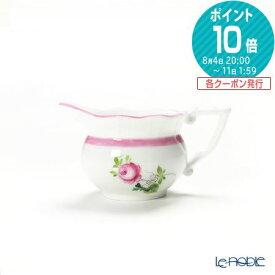 ヘレンド(HEREND) ウィーンのバラ ピンク 00645-0-00 クリーマー 80cc 食器 ブランド 結婚祝い 内祝い