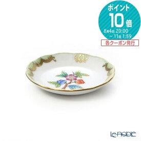 【ポイント10倍】ヘレンド(HEREND) ヴィクトリア・ブーケ 00335-0-00 スモールディッシュ 8.5cm ヴィクトリアブーケ VBO プレート 皿 お皿 食器 ブランド 結婚祝い 内祝い