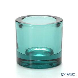 【クーポン】イッタラ (iittala) キビ kivi 1007148 キャンドルホルダー 6cm シーブルー 食器 北欧