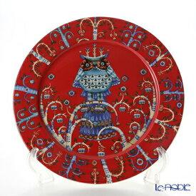 【ポイント10倍】イッタラ (iittala) タイカ レッド プレート 27cm 食器 北欧 皿 お皿 ブランド 結婚祝い 内祝い