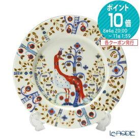 イッタラ (iittala) タイカ ホワイト プレート 22cm 食器 北欧 皿 お皿 ブランド 結婚祝い 内祝い