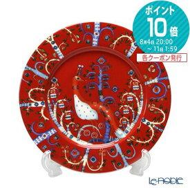 イッタラ (iittala) タイカ レッド プレート 22cm 食器 北欧 皿 お皿 ブランド 結婚祝い 内祝い
