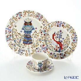 イッタラ (iittala) タイカ ホワイト スターターセット 食器 北欧 食器セット お祝い 結婚祝い ブランド 内祝い