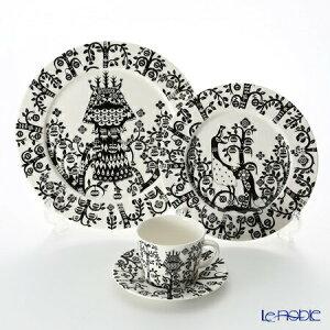 イッタラ (iittala) タイカ ブラック スターターセット 食器 北欧 食器セット お祝い 結婚祝い ブランド 内祝い