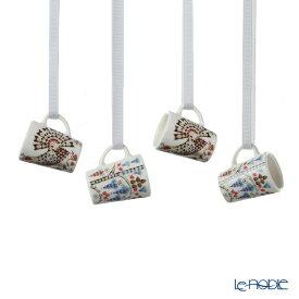 イッタラ (iittala) タイカ シーメス Siimes 1027919 ミニマグ 4pcs オーナメント 食器 北欧 ブランド 結婚祝い 内祝い