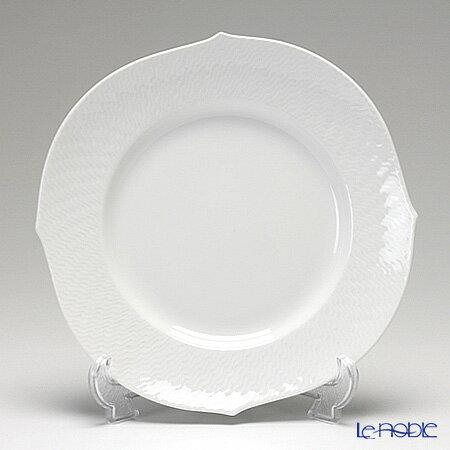 マイセン (Meissen) 波の戯れホワイト 000001/29472 プレート 22.5cm【楽ギフ_包装選択】【楽ギフ_のし宛書】【楽ギフ_名入れ】 皿 食器