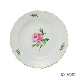 マイセン (Meissen) ピンクのバラ 020110/00501 プレート 18cm 皿 お皿 食器 ブランド 結婚祝い 内祝い