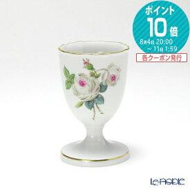 マイセン (Meissen) ホワイトローズ 029510/00179 エッグカップ 高さ7cm キッチン 用品 雑貨 調理