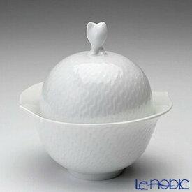 【ポイント19倍】マイセン (Meissen) 波の戯れホワイト 000001/29824 シュガーボックス 200cc 白 食器 ブランド 結婚祝い 内祝い
