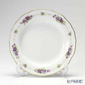 マイセン (Meissen) フラワーガーランド(スミレ) 229310/00472 プレート 20cm 皿 お皿 食器 ブランド 結婚祝い 内祝い