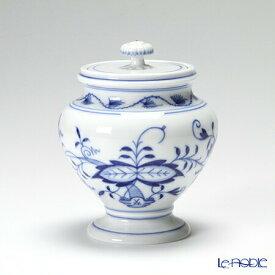 マイセン (Meissen) ブルーオニオン 800101/14823 シュガーボックス(足付) 11cm 食器 ブランド 結婚祝い 内祝い