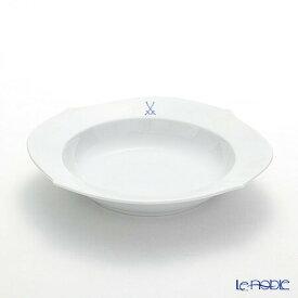 【ポイント19倍】マイセン (Meissen) 剣マーク コレクション 825001/28488 スーププレート 23cm 深皿 カレー パスタ お皿 食器 ブランド 結婚祝い 内祝い