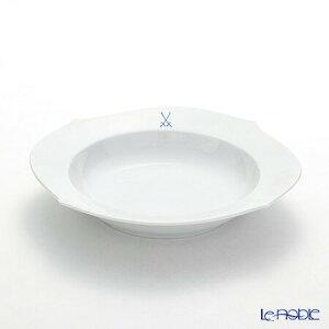 【ポイント14倍】マイセン (Meissen) 剣マーク コレクション 825001/28488 スーププレート 23cm 深皿 カレー パスタ お皿 食器 ブランド 結婚祝い 内祝い