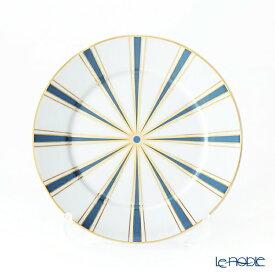 【ポイント19倍】マイセン (Meissen) ストライプ 79A219-41501 ブレッド&バタープレート(ブルー) 皿 お皿 食器 ブランド 結婚祝い 内祝い
