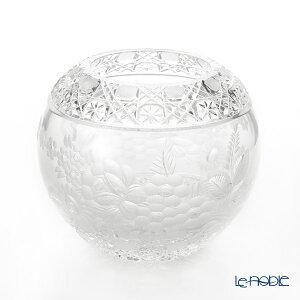 【ポイント10倍】マイセン(Meissen) マイセンクリスタル MFO/140/16 花瓶ラウンド(クリア) 16cm フラワーベース おしゃれ ギフト