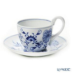 【ポイント14倍】マイセン (Meissen) ブルーオニオン 800101/14632 コーヒーカップ&ソーサー コーヒ?カップ おしゃれ かわいい 食器 ブランド 結婚祝い 内祝い