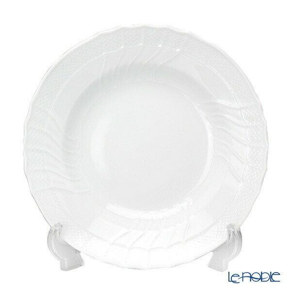 リチャードジノリ (Richard Ginori) ベッキオホワイト スーププレート 24cm【楽ギフ_包装選択】【楽ギフ_のし宛書】 リチャード・ジノリ 皿 食器