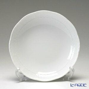 【ポイント14倍】リチャードジノリ (Richard Ginori) ベッキオホワイト ディッシュ・ラウンド 19cm リチャード・ジノリ 白い食器 深皿 カレー パスタ プレート お皿 ブランド 結婚祝い 内祝い