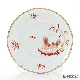 ジノリ1735/リチャード ジノリ(GINORI 1735/Richard Ginori) レッドコック プレート 22cm リチャードジノリ リチャード・ジノリ 皿 お皿 食器 ブランド 結婚祝い 内祝い