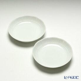 【ポイント19倍】リチャードジノリ (Richard Ginori) ベッキオホワイト ディッシュ・ラウンド(S) 13cm ペア リチャード・ジノリ 白い食器 深皿 カレー パスタ プレート お皿 ブランド 結婚祝い 内祝い