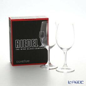 リーデル オヴァチュア OUVERTURE ホワイトワイン 280cc 6408/05 ペア RIEDEL ワイングラス 白ワイン ギフト 食器 ブランド 結婚祝い 内祝い