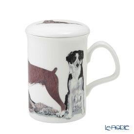 【ポイント10倍】ロイカーカム ドッグギャロール Working Dogs(ワーキンググループ) こし器付ビーカー 320cc マグカップ おしゃれ かわいい 食器 ブランド 結婚祝い 内祝い