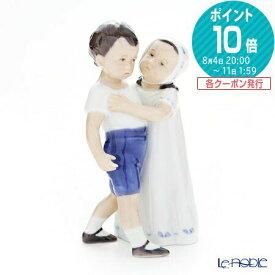 ロイヤルコペンハーゲン (Royal Copenhagen) フィギュリン 愛の断り 17cm 1021406 北欧 クリスマス 置物 オブジェ 人形 インテリア