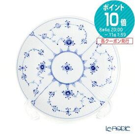 【ポイント10倍】ロイヤルコペンハーゲン (Royal Copenhagen) ブルー フルーテッド プレイン クーププレート 19cm 1101729 北欧 ブルーフルーテッド 皿 お皿 食器 ブランド 結婚祝い 内祝い