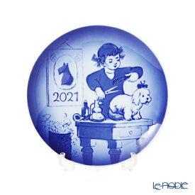 ビングオーグレンダール (Bing&Grondahl) チルドレンズデイプレート 2021年/令和3年 13cm 1057631 記念品