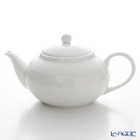 【ポイント19倍】プリモビアンコ 白の器 ティーポット 1000ml 新生活応援 白い食器 ブランド 結婚祝い 内祝い