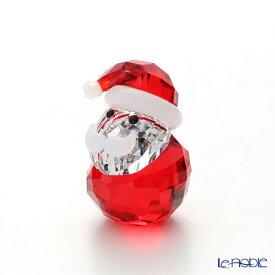 【ポイント10倍】スワロフスキー ロッキングサンタ SWV5-223-688 Swarovski クリスマス 置物 オブジェ インテリア