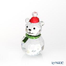 スワロフスキー ロッキングシロクマ SWV5-393-459 18AW Swarovski クリスマス 置物 オブジェ 人形 フィギュリン インテリア