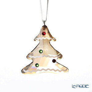 スワロフスキー ジンジャーブレッドツリーオーナメント SWV5-395-976 18AW Swarovski クリスマス 飾り 装飾