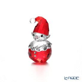 スワロフスキー ロッキング エルフ SWV5-402-745 19AW Swarovski クリスマス 置物 オブジェ 人形 フィギュリン インテリア