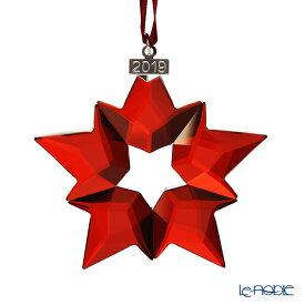 【ポイント10倍】スワロフスキー クリスマスオーナメント レッド SWV5-476-021 19AW(2019年度限定生産品) Swarovski 飾り 装飾