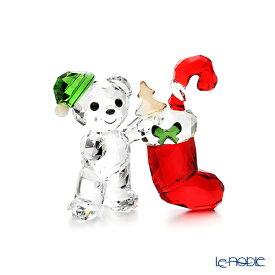 スワロフスキー Christmas クリスベア Krisbear SWV5-506-812 20AW 2020年度限定生産品 Swarovski クリスマス 置物 オブジェ 人形 フィギュリン インテリア