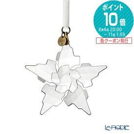 スワロフスキー 30周年記念クリスマスオーナメント 2021年度限定生産品 SWV5-557-796 21SS Swarovski 飾り 装飾