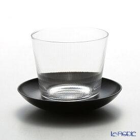 松徳硝子 冷茶器 Million グラス 180cc 茶托付 1901002 ギフト 酒器 ショットグラス ぐい呑み 食器 ブランド 結婚祝い 内祝い