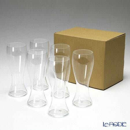 松徳硝子 うすはり 2501001 ピルスナーSC 6本セット 【業務箱】 ギフト プレゼント 酒器 グラス 食器