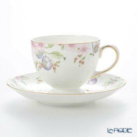 【ポイント10倍】ウェッジウッド (Wedgwood) スウィートプラム ティーカップ&ソーサー(リー) ウエッジウッド 結婚祝い 内祝い お祝い おしゃれ かわいい 食器 ブランド
