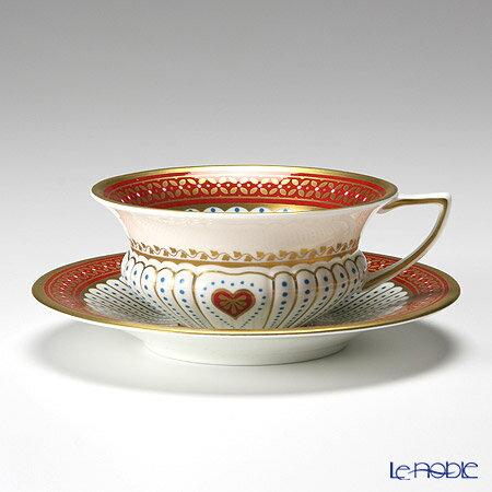 ウェッジウッド (Wedgwood) クィーンオブハート カップ&ソーサー ウエッジウッド ギフト ティーカップ コーヒーカップ 食器