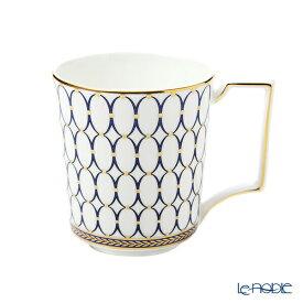 ウェッジウッド (Wedgwood) ルネッサンスゴールド マグ 300cc(ブルー) ウエッジウッド 結婚祝い 内祝い お祝い ルネッサンスレッド マグカップ おしゃれ かわいい 食器 ブランド