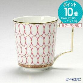 ウェッジウッド (Wedgwood) ルネッサンスゴールド マグ 300cc(ピンク) ウエッジウッド 結婚祝い 内祝い お祝い ルネッサンスレッド マグカップ おしゃれ かわいい 食器 ブランド