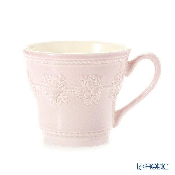 ウェッジウッド (Wedgwood) フェスティビティ マグ 300cc(ピンク)【楽ギフ_包装選択】【楽ギフ_のし宛書】 ウエッジウッド 母の日 結婚祝い お祝い マグカップ 食器 ブランド 内祝い