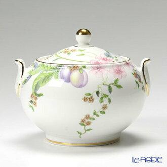 韋奇伍德 (韋奇伍德) 甜李子糖盒 (茶) L 9 釐米